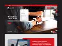 Listerhill Credit Union Website