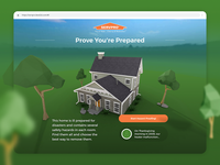 Servpro Preparedness Three.js Game