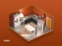 Servpro Prep Game - Kitchen