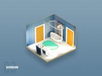 Servpro Prep Game - Bathroom