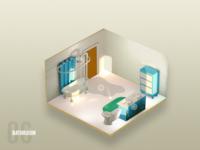 Servpro Prep Game - Bathroom 2