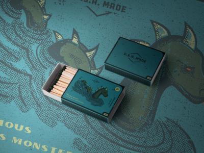 Nessy Matchbox