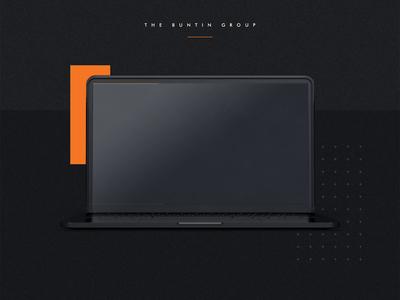 Buntin Interactive 3D Website
