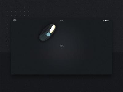 L2D Website 2019 glitch transition ui kaleidoscope interactive website design animation low poly c4d 3d