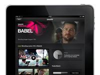 Snapp for iPad