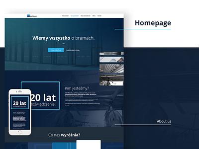 Enters Website Design branding user interface interface clean ui ux design web design responsive ux template ui