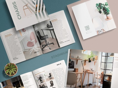 CHAIRS catalogue magazine furniture