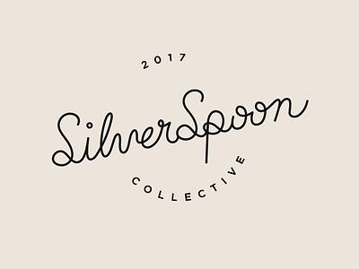 Silver Spoon Collective logo design