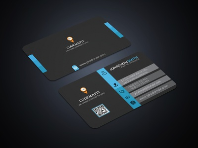 Business Card cards ui graphic business cards