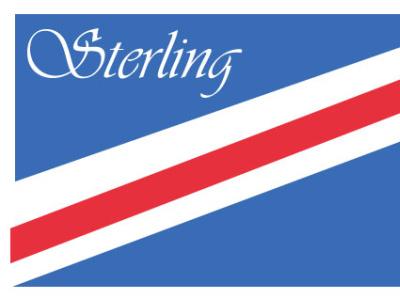 Pen company logo vector logo flat design branding