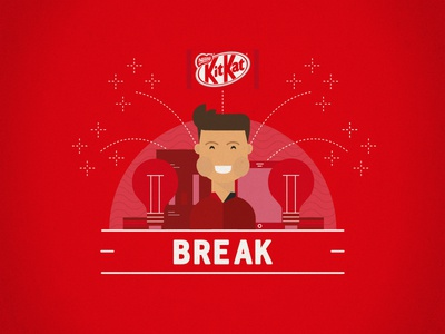 Kit Kat Animation Frame 4