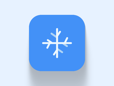 Daily UI #05 - Weather App Icon