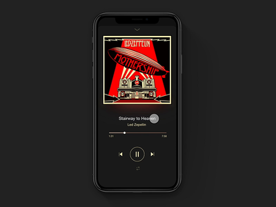 Music Player for iOS