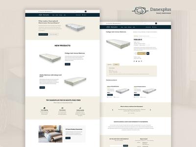 Danexplus Online Store Design