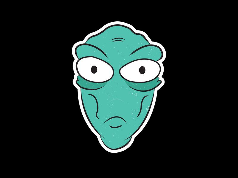 Alien character design illustration aliens marketing martian character design characters characterdesign character design human mars alien