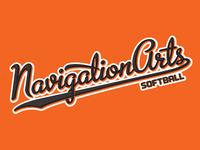 NavigationArts Softball Shirt