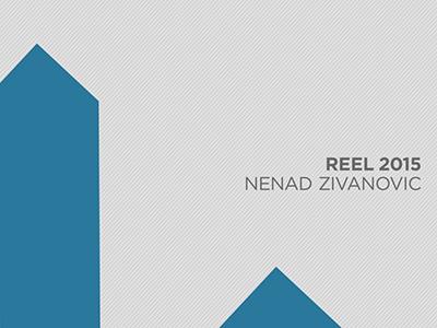 Neks Reel 2015 showreel demoreel reel