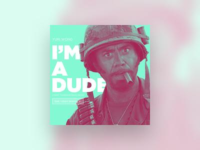 Totally Goofing Around | Album Artwork tropic thunder silly album artwork