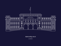 'Admiralty Arch' London by The City Works