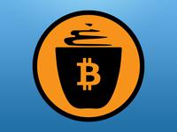 Café Bitcoin (isotipo)