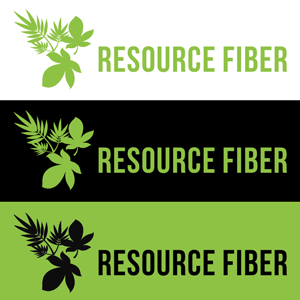 Resource Fiber Logo logo design photoshop pixel perfect