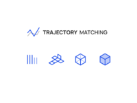 Trajectory Matching Icons