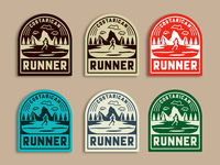 Runner Badge / Patch