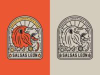 Salsas Leon / Lion Hot Sause