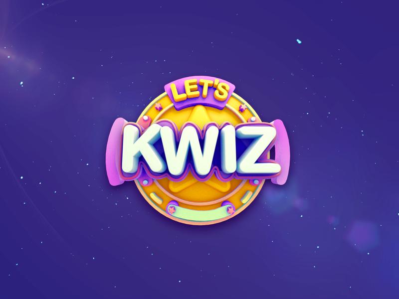 KWIZ kwiz c4d logo