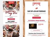 Carnivore Club E-mails