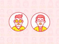 Web Icons- User