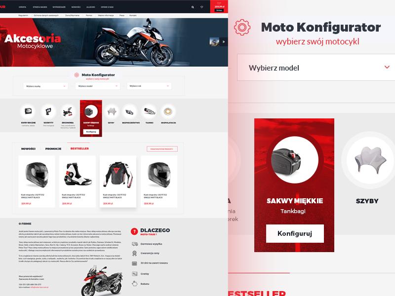 Moto Shop themeforest shop ecommerce