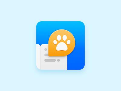 Gassi: Pet Journal — Product Icon design logo product icon icon icons android iconography material design