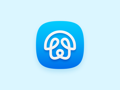 Gassi: Pet Journal — Product Icon (Alt) product icon icon icons android iconography material design