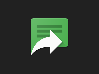 Messaging Icon system icon iconography material iconography material design product icon green messaging android aospa