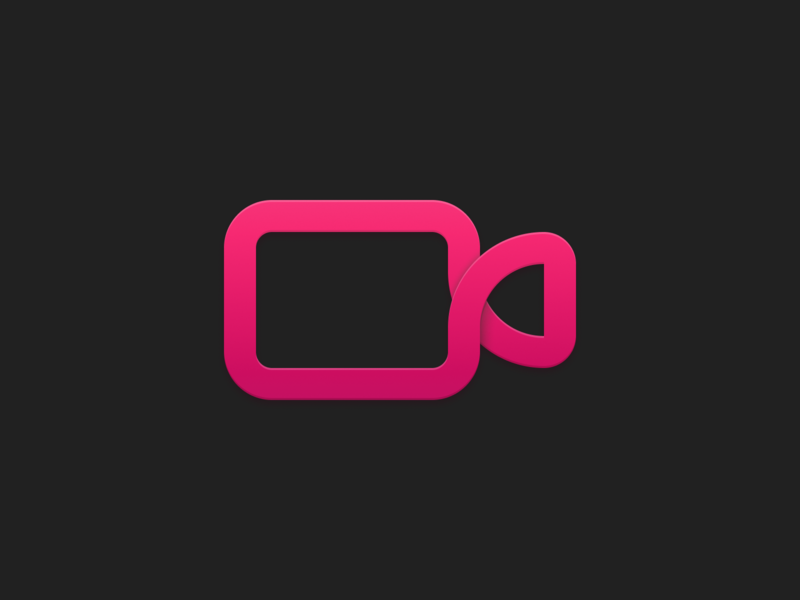 Video Icon material theming icon icons product icon android material design iconography