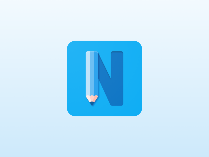 Notable - Product Icon app logo desktop app customization adaptive icons adaptive icon material theming logo icon icons product icon android iconography material design
