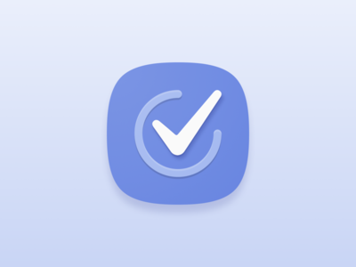 Ticktick Product Icon - Concept productivityproductivity google design icons logo material design design