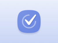 Ticktick Product Icon - Concept