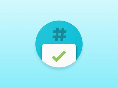 Hashr logos logo icons icon hash hashing google design material design