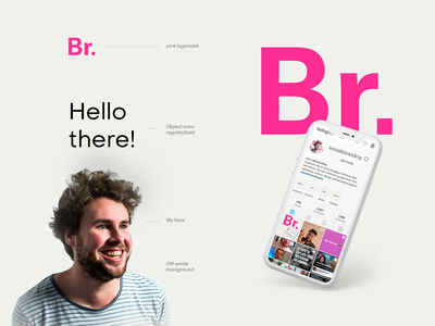 Let's talk branding identity design typography logo instagram content design podcast personal branding brand identity identity