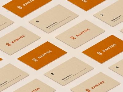 Bantoe Identity af africa brand identity typography branding logo design