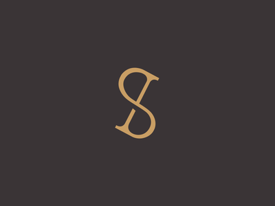 Monogram - final version monogram typo typography letter exclusive logo mark serif