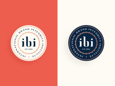 IBI badge