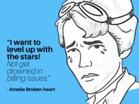 Amelia Broken-heart