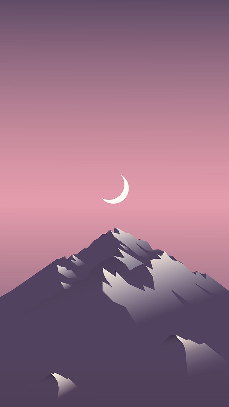 Dribbble Moon by Marina Matijaca