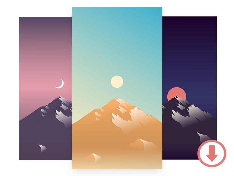 Free iPhone Backgrounds by Marina Matijaca for Unity on ...