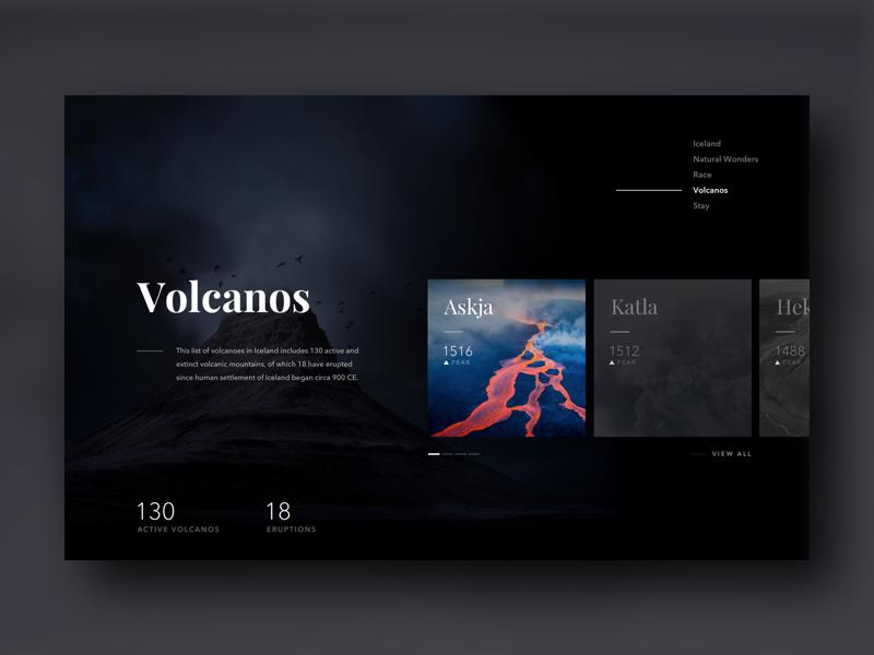 Volcanos spelar small