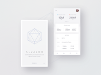 Alvalor Wallet