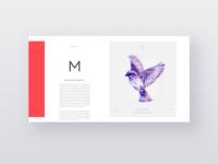 Magnifique Birdy